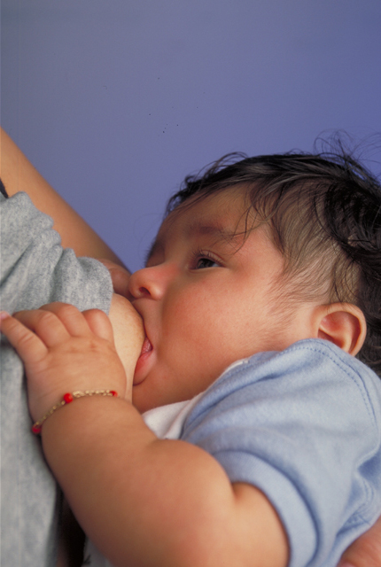 Breastfeeding Through Colds and Flu | Breastfeeding USA