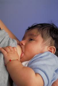 Breastfeeding Through Colds and Flu